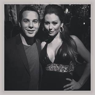 JWOWW Cozies Up to Which Pitch Perfect Star at 2013 NewNowNext Awards? (PHOTO)