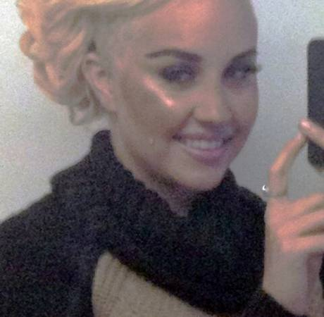 "Amanda Bynes: ""I Buzzed Half My Head … This Is the New Me"" (PHOTOS)"