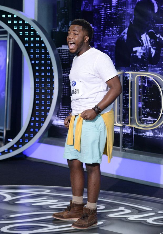 Goodbye Burnell Taylor! Watch All His American Idol Performances Here!