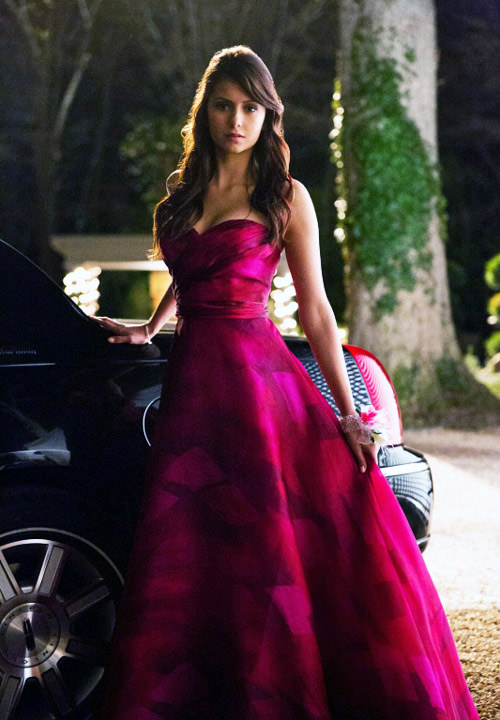 Vampire Diaries Fashion: How to Dress Like Elena For Your Senior Prom