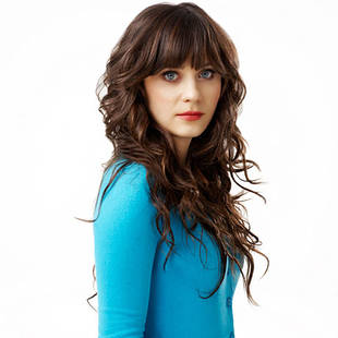 It's Zooey Deschanel's Fault You Can't Watch Glee This Week