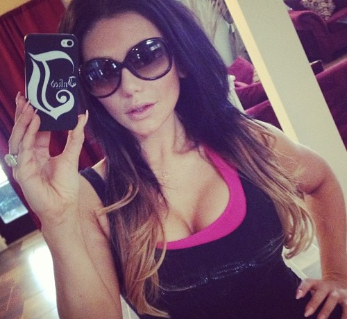 JWOWW Changes Her Hair — Check Out Her New Ombre Look! (PHOTO)
