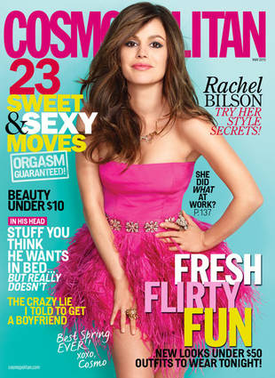 """Rachel Bilson: """"I'm a Really Good Girlfriend"""" and I Want to Be a Mom!"""