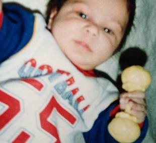 Ronnie Magro Started Lifting Weights When He Was HOW Young? The Answer May Shock You! (PHOTO)