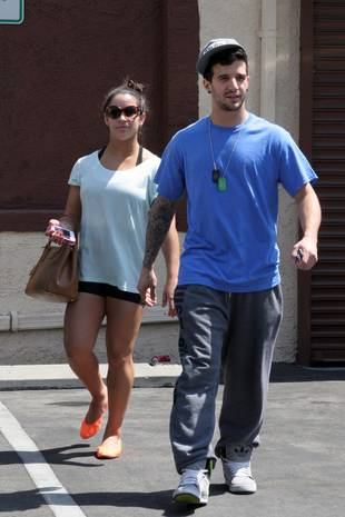 Dancing With the Stars 2013: What Does Aly Raisman Think of Mark Ballas?