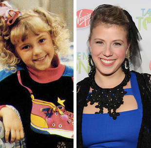 Full House Star Jodie Sweetin Shares Photos From Secret Wedding