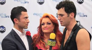 Dancing With the Stars 2013: Wynonna Judd & Tony Dovolani Respond to Their Elimination