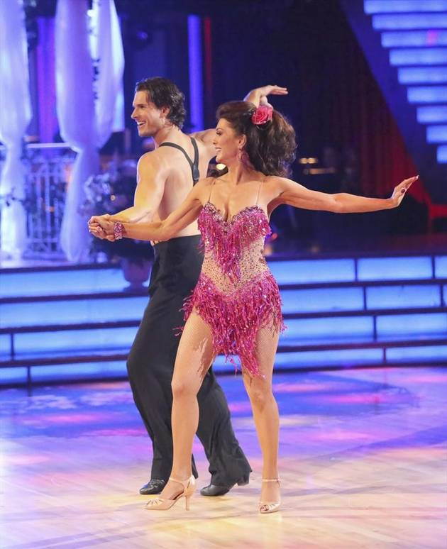 Dancing With the Stars 2013 Elimination: Lisa Vanderpump Eliminated