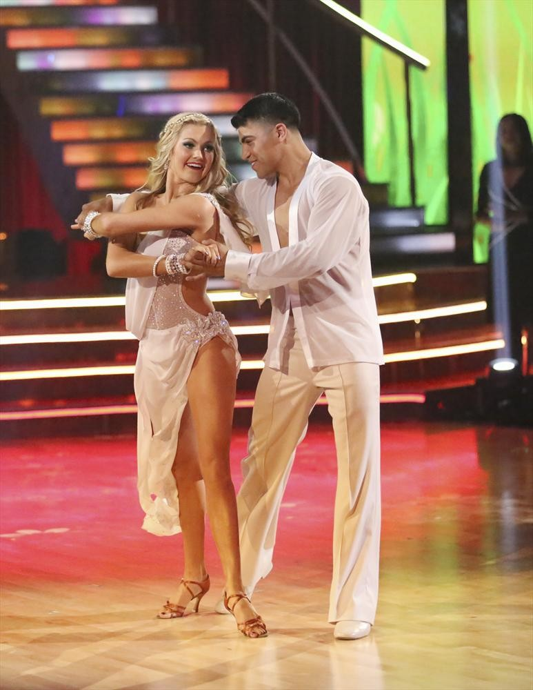 Dancing With the Stars 2013 Elimination: Victor Ortiz Eliminated