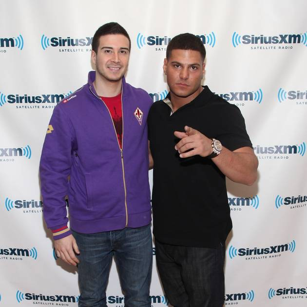 Ronnie Magro Hospitalized: Former Jersey Shore Roomie Vinny Tweets Support!
