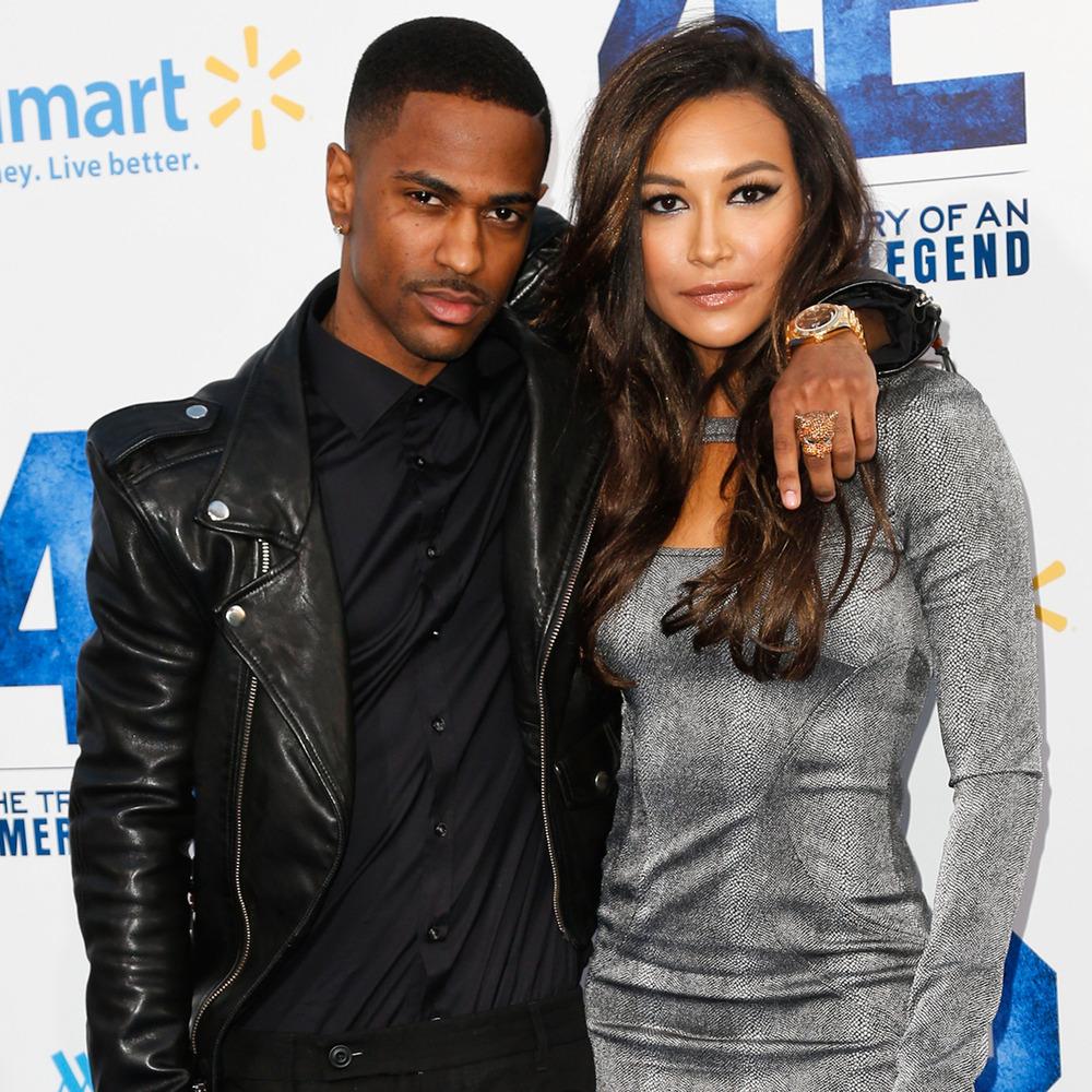 Naya Rivera's New Boyfriend Caught With a Stripper?