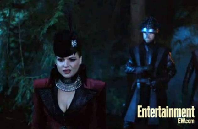 """Once Upon a Time Season 2, Episode 20: Evil Queen Says, """"Kill Them All""""! (VIDEO)"""