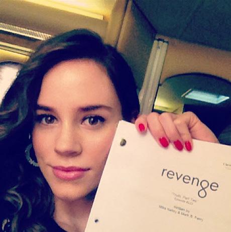 """Revenge's Christa Allen Talks Season 2 Finale: """"We Do Lose Someone Pretty Major"""""""