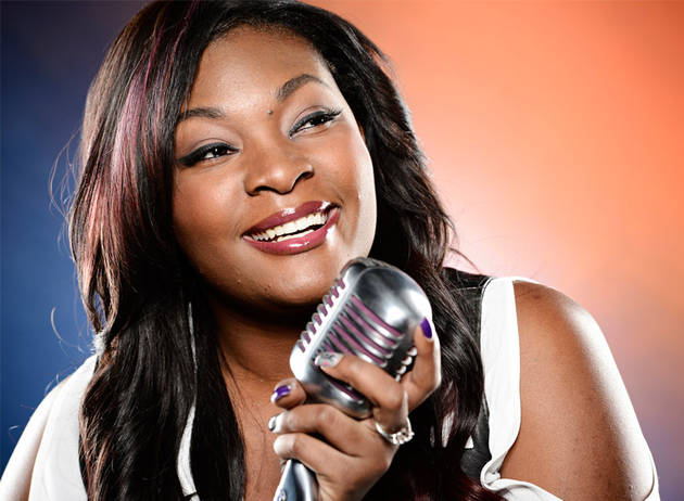 """Candice Glover Says American Idol Eliminations Are """"Like a Death In the Family"""" – Exclusive!"""