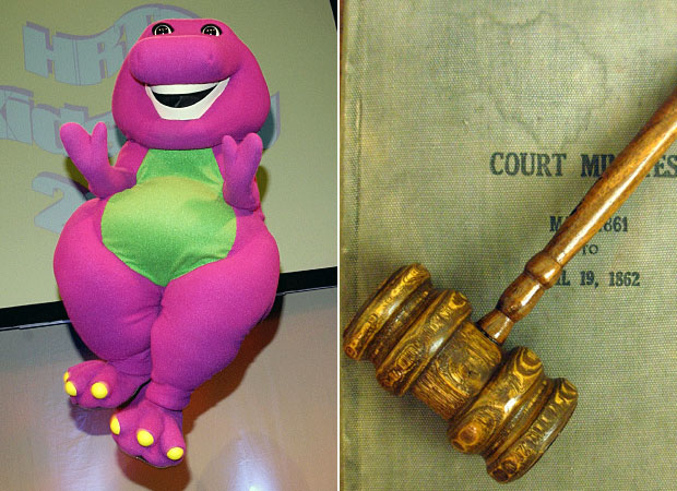 Lawsuit Accuses Barney Creator's Son of Shooting Neighbor
