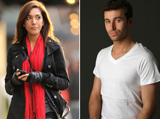 James Deen on Farrah Abraham Sex Tape: I Tried to Talk Her Out of It — Exclusive