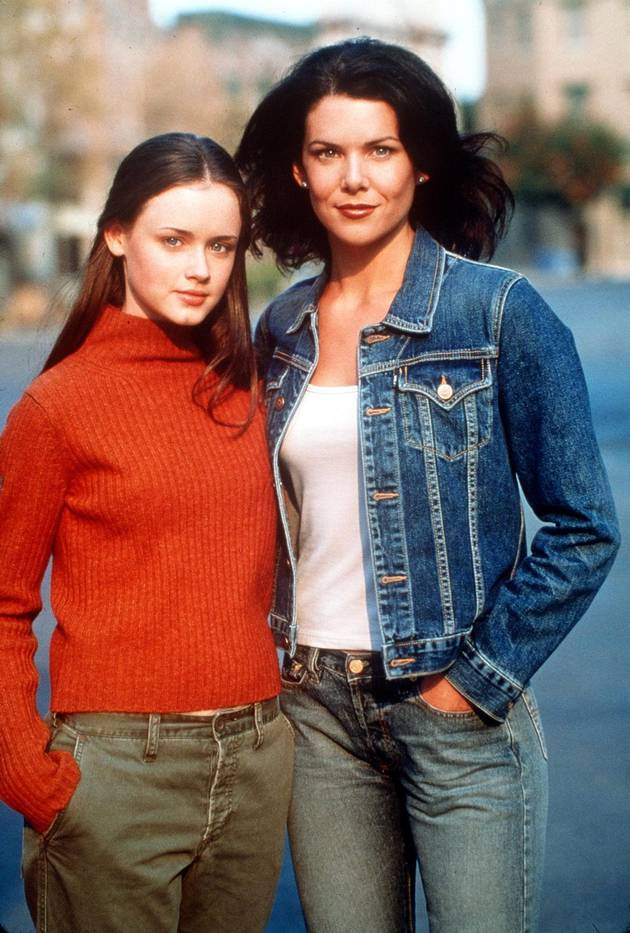 "Alexis Bledel's Fiance Never Saw Gilmore Girls: ""I Didn't Know Who She Was"""