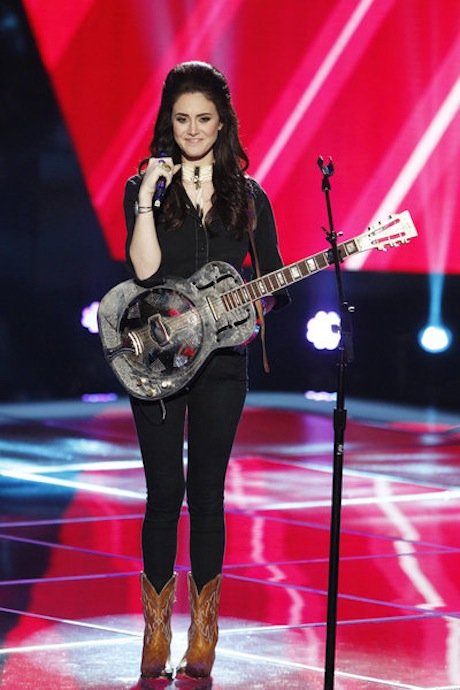The Voice 2013: Music List From the Season 4 Blind Auditions — April 8, 2013