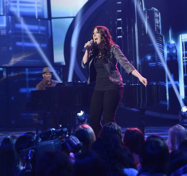 Kellie Pickler Tells Kree Harrison to Stay True on American Idol 2013