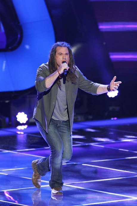 """Watch Patrick Dodd Sing """"Walking in Memphis"""" on The Voice 2013 Blind Auditions (VIDEO)"""