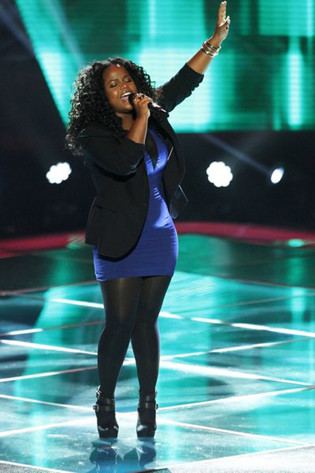 "Watch Jessica Childress Sing ""Marry You"" on The Voice 2013 Blind Auditions (VIDEO)"