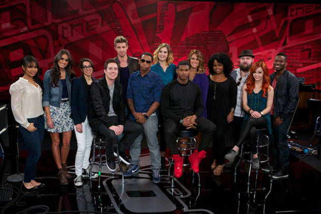 The Voice 2013: Who Is on Team Usher in Season 4?