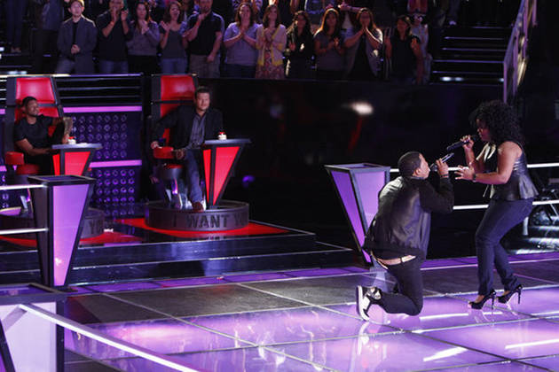 The Voice 2013: Best Performance From the Season 4 Battle Rounds, April 22, 2013 (VIDEO)