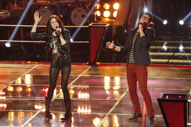 The Voice 2013: Music List From the Season 4 Battle Rounds — April 16, 2013
