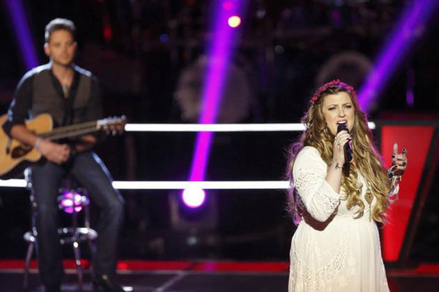 Sarah Simmons and Warren Stone Sing on The Voice 2013 Knockout Rounds (VIDEO)