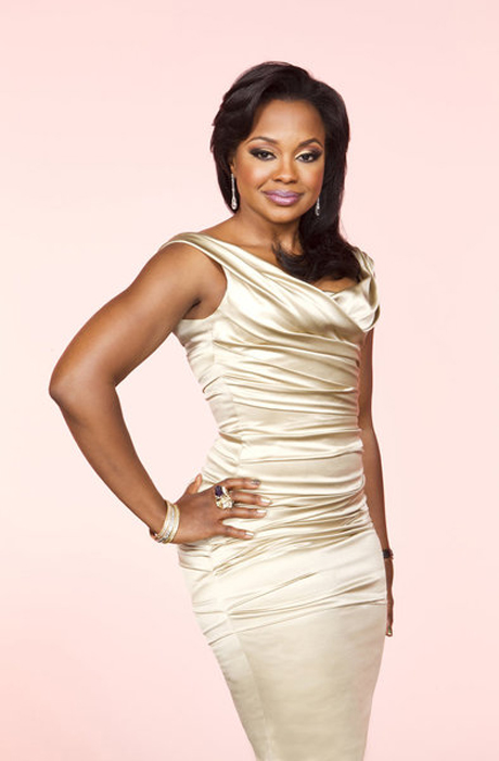 Phaedra Parks Officially Gets Her Own Spin-Off, Rich People's Problems!