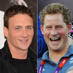 Did Ryan Lochte Ditch Prince Harry After Las Vegas Pool Race?