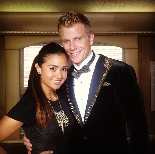 Sean Lowe's Sweet Birthday Shout Out to Catherine!