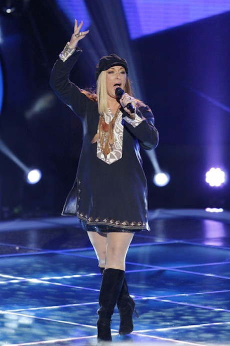 """Watch Shawna P Sing """"She Talks to Angels"""" on The Voice 2013 Blind Auditions (VIDEO)"""