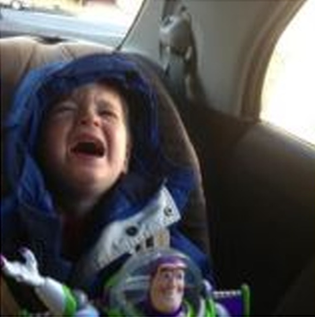 """Reasons My Son Is Crying"" Tumblr Cracks Up Everyone Who Has Ever Known a Toddler (PHOTOS)"