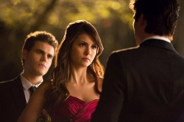 The Vampire Diaries Poll: Which Couple Gets a Romantic Moment?