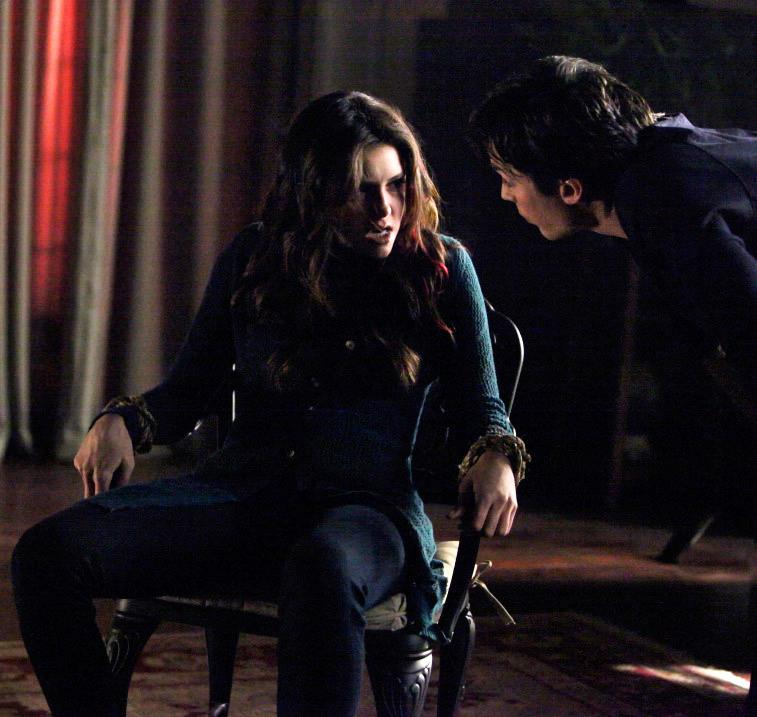 The Vampire Diaries Spoilers: Will Damon Try to Save Elena?