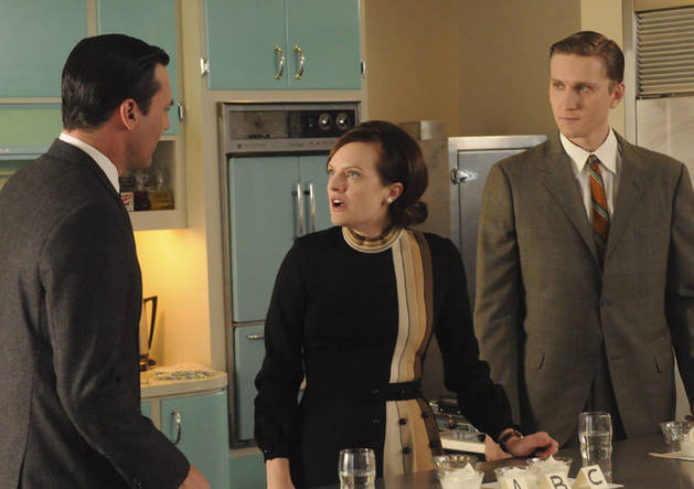 Which Mad Men Characters Would Elisabeth Moss Kill, Marry or Screw?