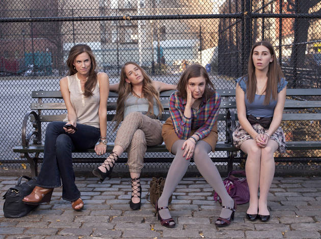 Which Star of HBO's Girls Has Quit the Show Abruptly?