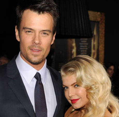 Pregnant Fergie Sets Guideline on Josh Duhamel Watching Her Give Birth