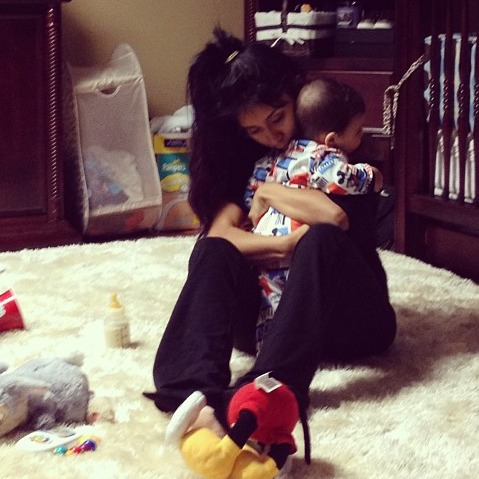 Snooki Is Such a Great Mom — And This Pic Proves It! (PHOTO)