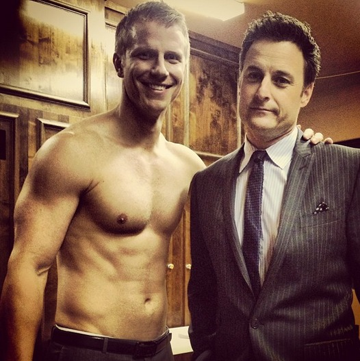 Is Chris Harrison Rooting Against Sean Lowe on DWTS?!