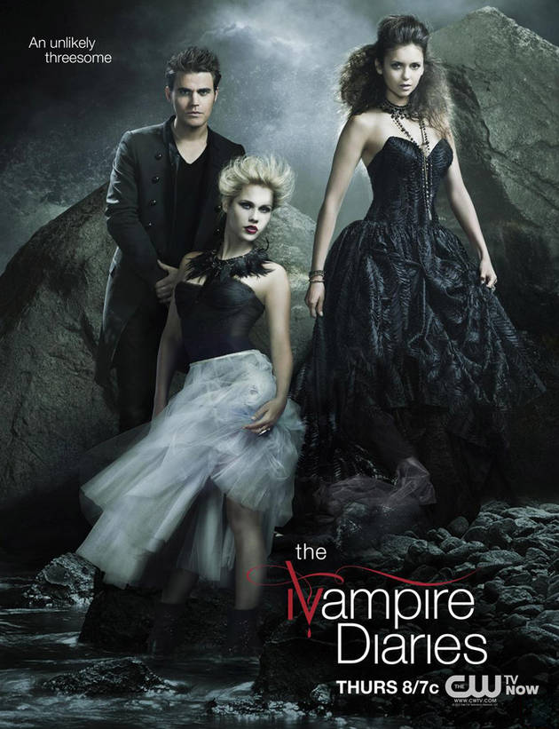 The Vampire Diaries Season 4 Spoilers: What Happens After Graduation?