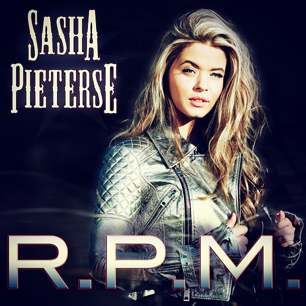 "Sasha Pieterse, ""RPM"": Pretty Little Liars Star to Release New Single on June 14!"