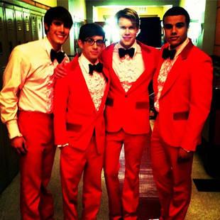 When in Glee Season 5 Will Blaine Graduate? Darren Criss Drops a Hint