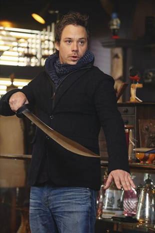 Once Upon a Time Spoilers: Will Neal and Emma Reconcile? Michael Raymond-James Says… — Exclusive
