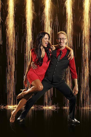 Andy Dick Almost Cried After Dancing With the Stars 2013 Elimination