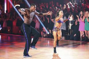 Jacoby Jones and Karina Smirnoff's Freestyle on Dancing With the Stars 2013 Finals (VIDEO)