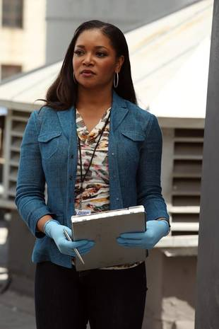 "Tamala Jones Says Castle Season 5 Finale Will ""Make You Cry"" — Exclusive!"