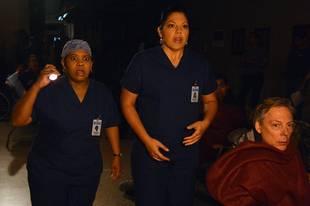 Grey's Anatomy Recap: Season 9 Finale: Did [SPOILER] Make It Through the Storm?