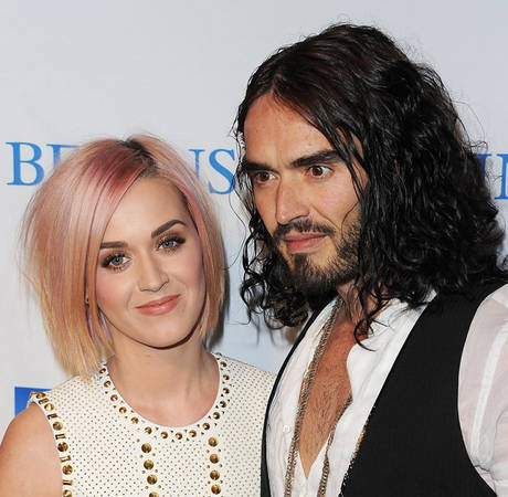 "Katy Perry's ""Darker"" New Album Inspired By Russell Brand, John Mayer Splits?"